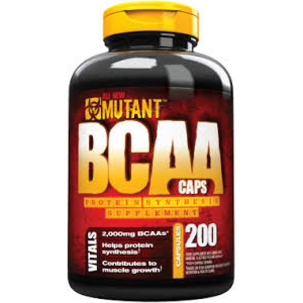 BCAA 200caps.