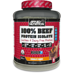 100% Beef Protein Isolate 1.8 kg - 60 serv