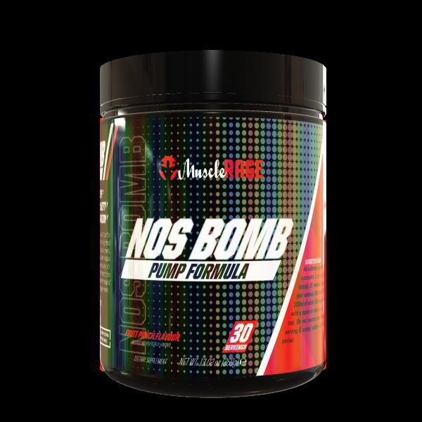 NOS BOMB – PUMP FORMULA
