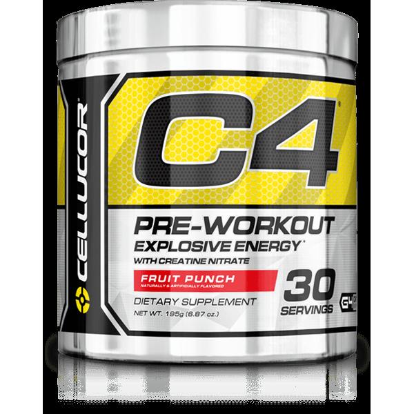 C4 Pre-Workout 30serv.