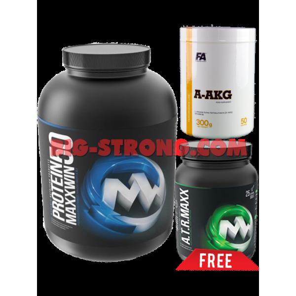 Protein 50 + A-AKG + Arthro Maxx (2+1FREE)