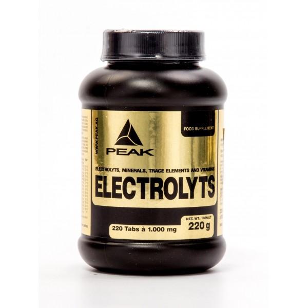 Electrolyts (Complex)