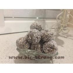 Здравословни бонбони с ядки
