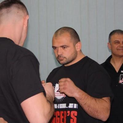 Победителят от боксовия турнир BIGGER'S BETTER Милен Паунов с двубой в Уелс